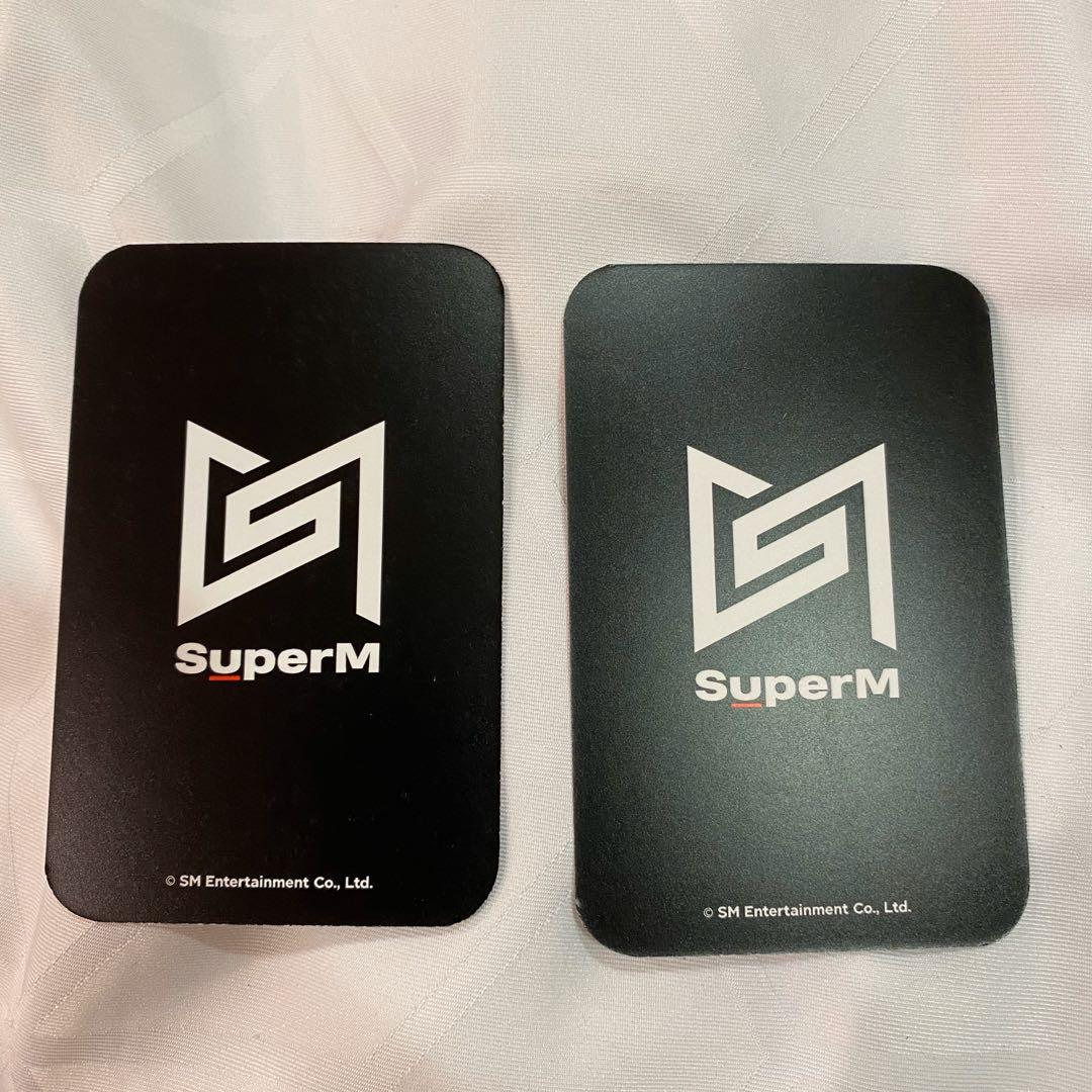 SUPERM TEN -  US TOUR OFFICIAL PHOTOCARD (NCT/WAYV)
