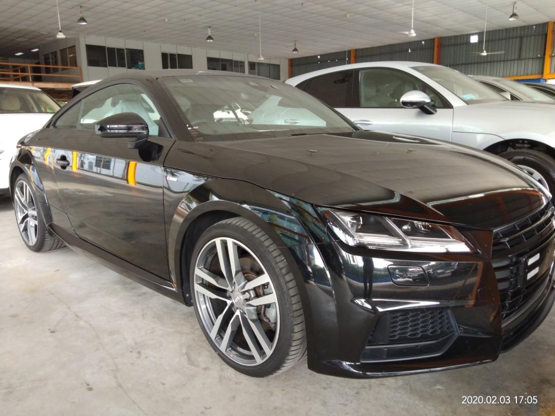 AUDI TTS 2.0T TURBO RECORD2016 FOUM JAPAN ON THE ROAD PRICE RM222,888.88~on thr road 📱0⃣1⃣2⃣2⃣3⃣6⃣7⃣2⃣7⃣2⃣ 3year warranty