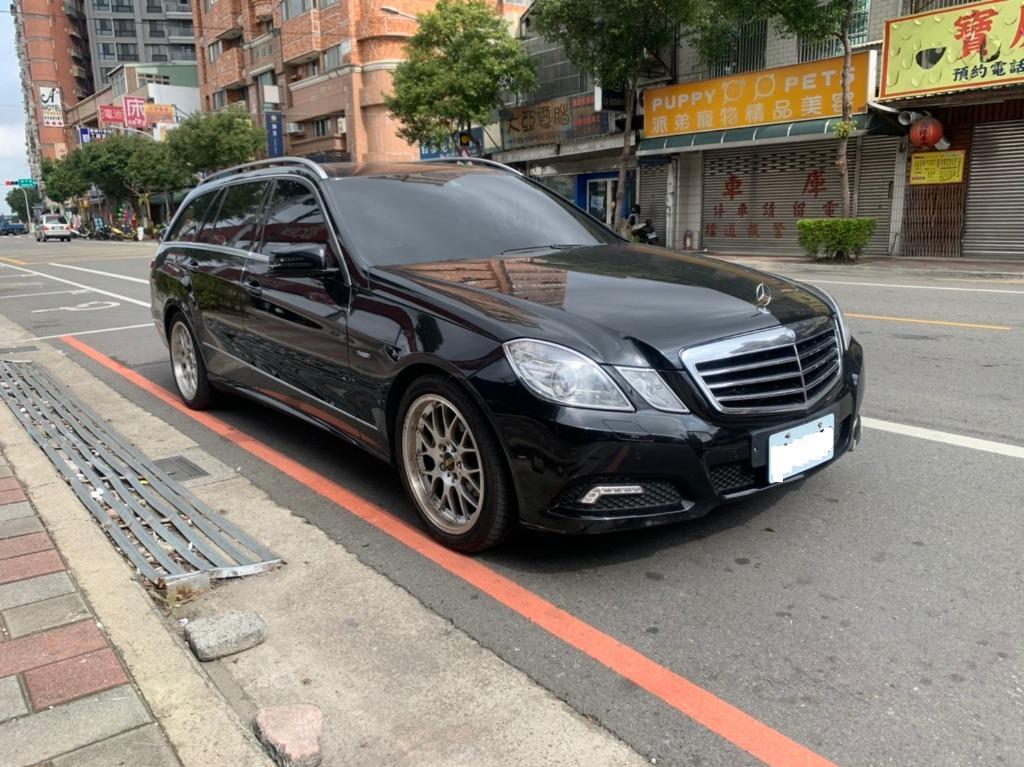 Benz\ 2010 年 E200  八大行業、無薪轉、無勞保、信用瑕疵、皆可全額貸