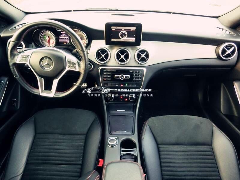 Benz Cla-Class Cla250 2013年 2.0L