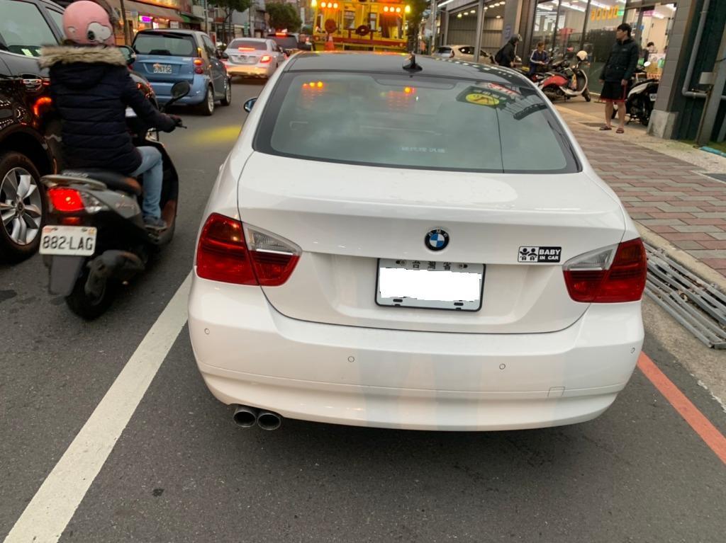 BMW\2005 320