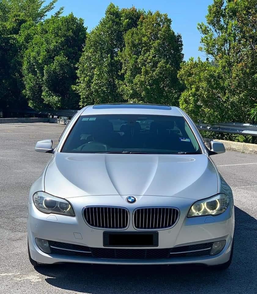 SEWA BELI BERDEPOSIT>>BMW F10 523i AUTO PETROL 2011 / 2015