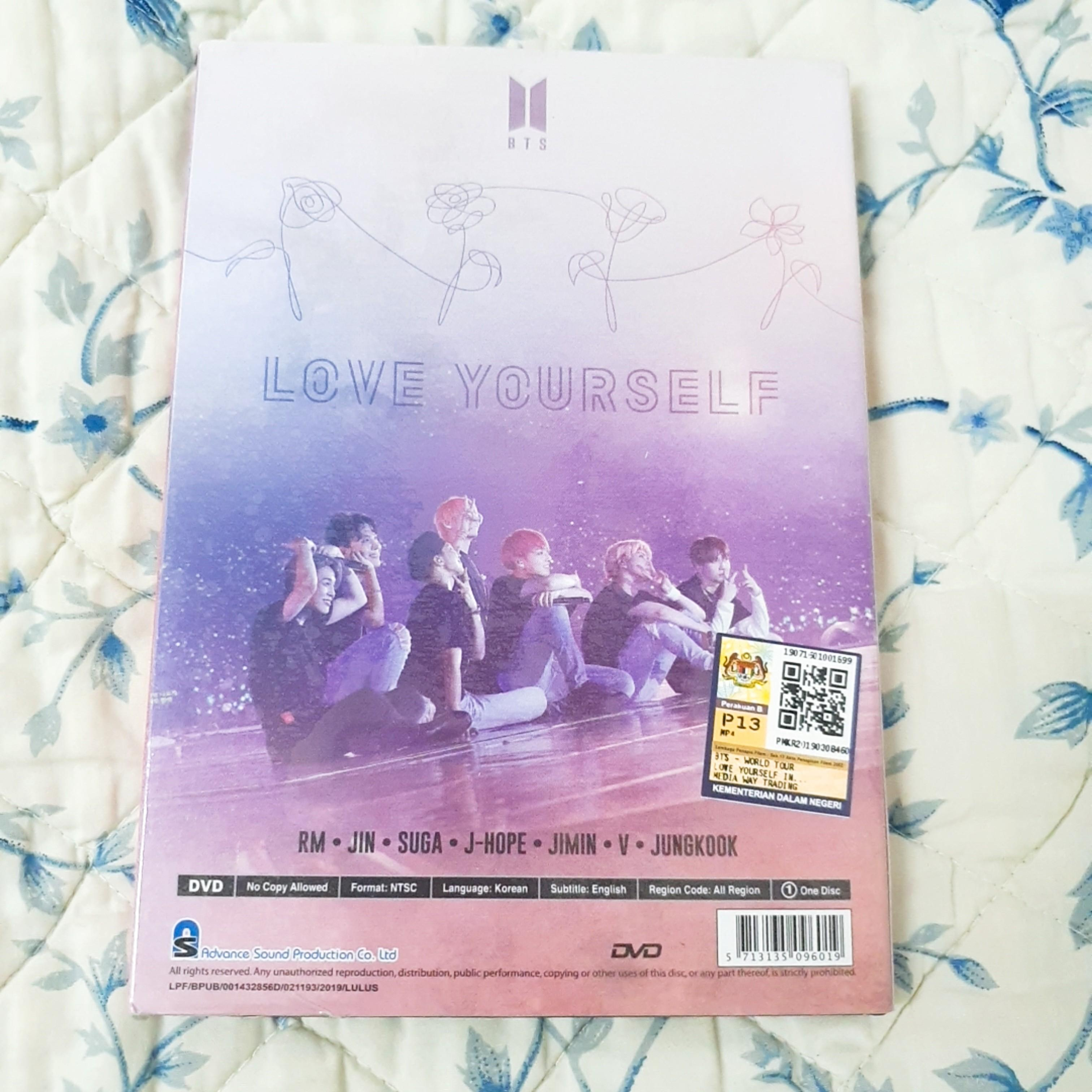 BTS World Tour : Love Yourself In Seoul Concert 2019 (Unofficial)
