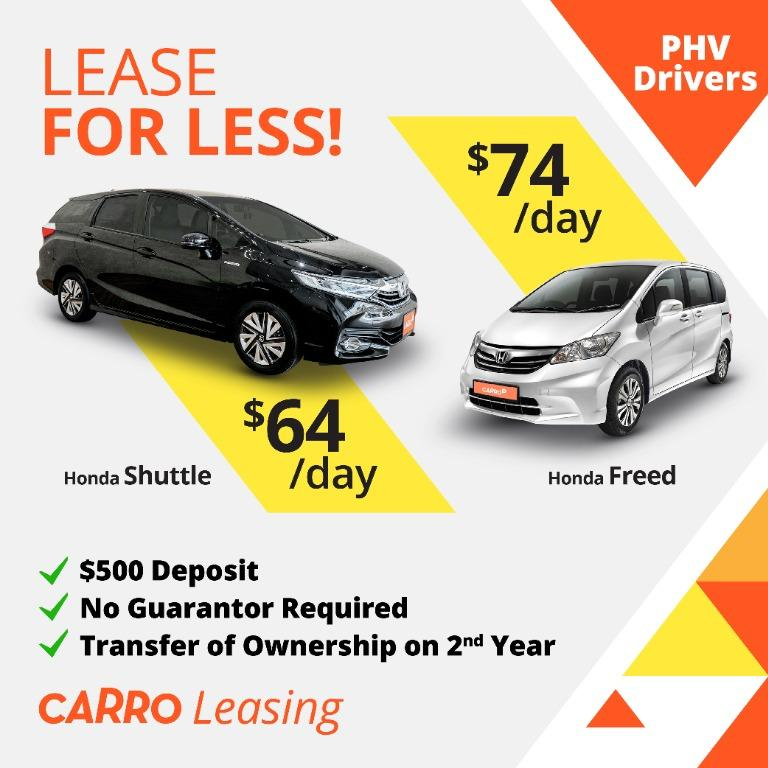 Carro Lease To Own Saving Plan