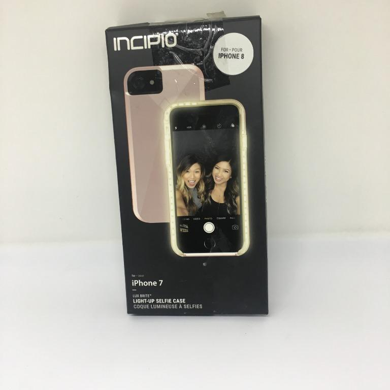 Incipio LUX Brite Selfie Light Case for Apple iPhone (7 Plus)