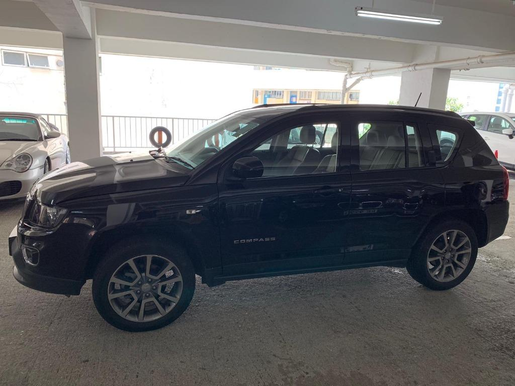 Jeep Compass 2.4 Limited (A)