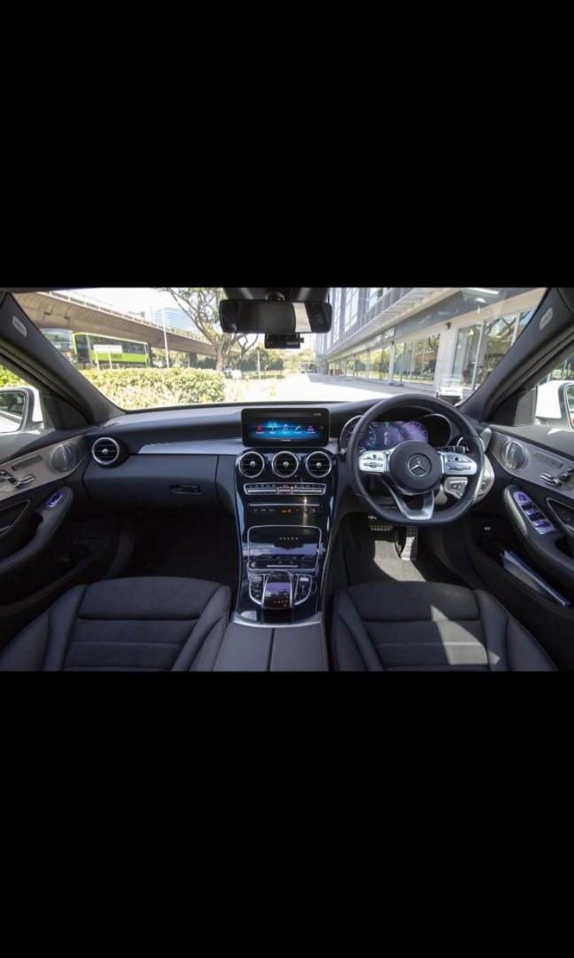Mercedes-Benz C200 Mild Hybrid AMG Premium Plus Auto