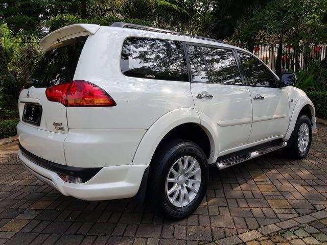 Mitsubishi Pajero Sport Exceed AT Limited 2013,Stylish Tiada Akhir