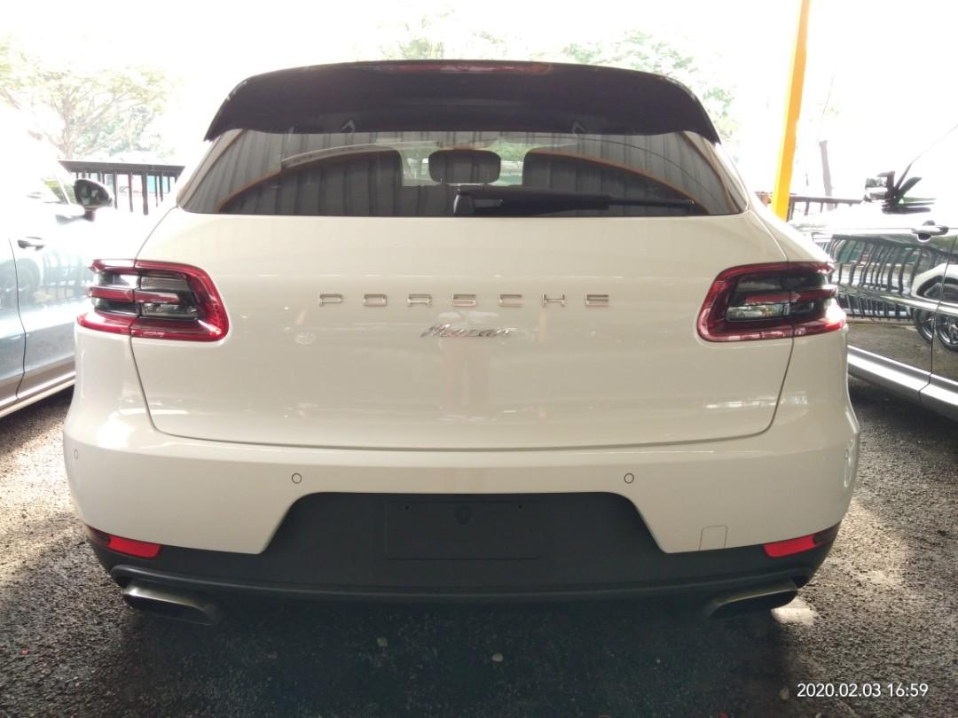 PORSCHE MACAN 2.0 AT RECON2015 ON THE ROAD PRICE~ RM289,888.88👍👍👍📱0⃣1⃣6⃣6⃣0⃣8⃣3⃣2⃣2⃣3⃣
