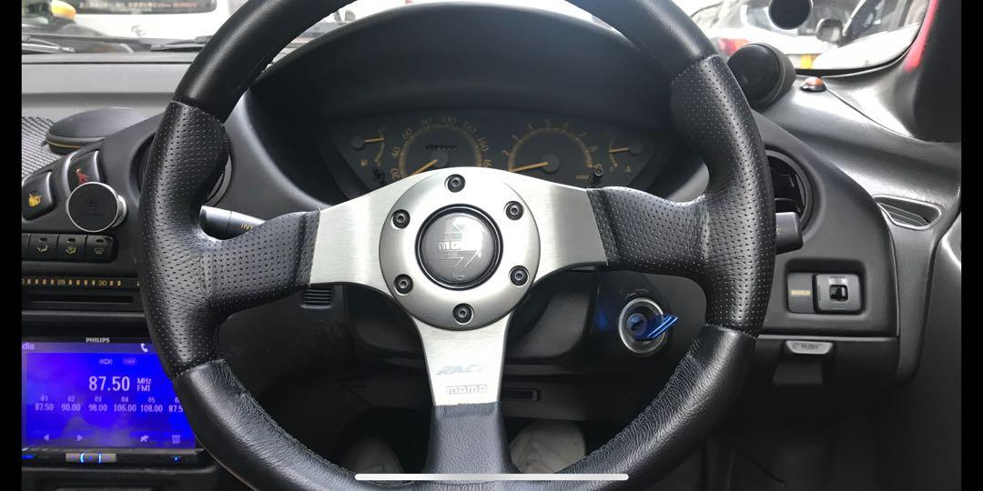 Toyota Sera Sera Auto