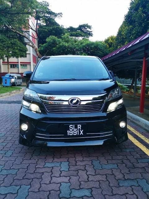 🔥🔥🔥Toyota Vellfire 3.5 for rent 🔥🔥🔥