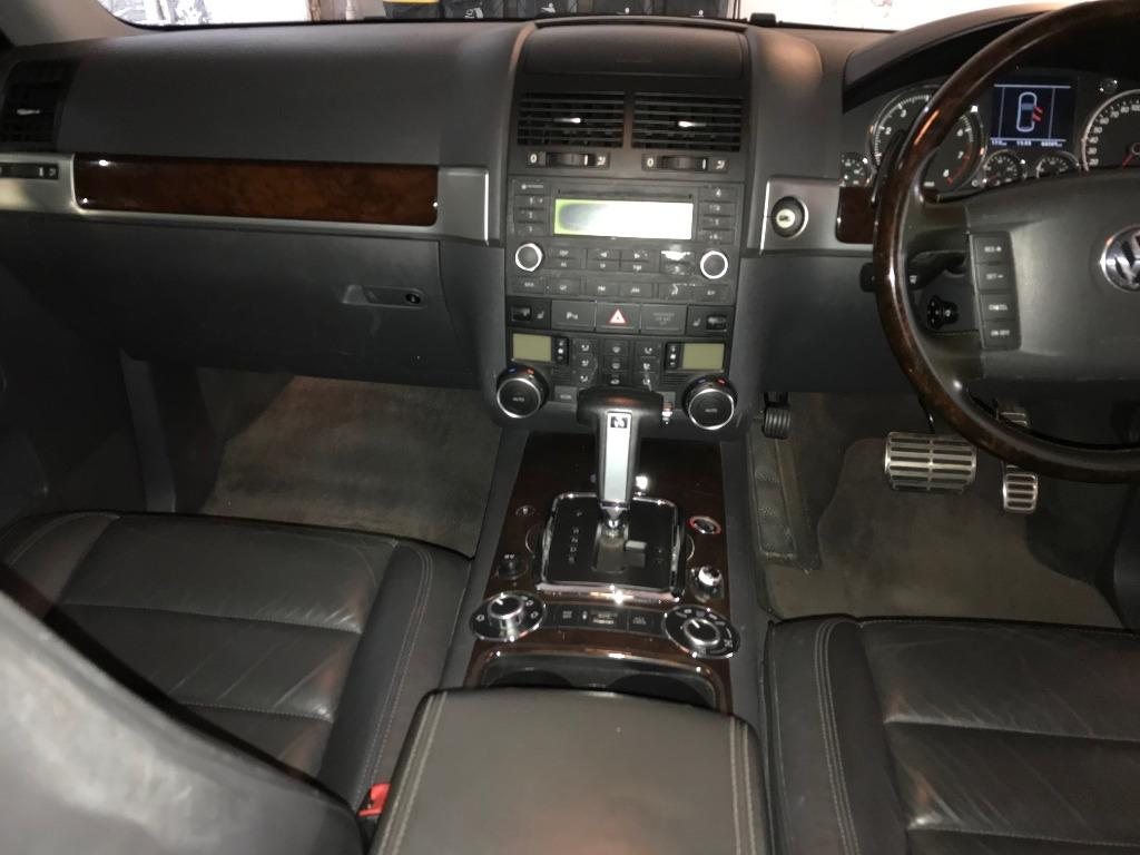 Volkswagen Touareg V8 Auto