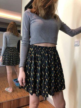 Skirt Pineapple