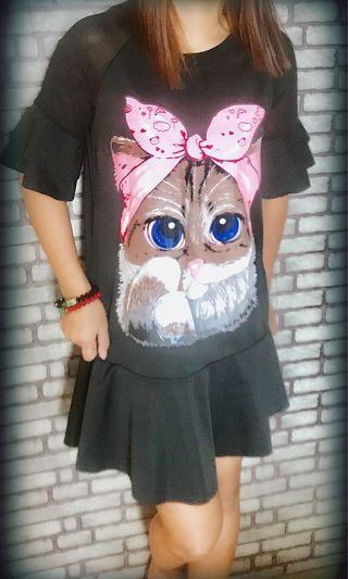Kitty Cat Dress