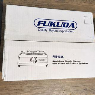 Fukuda Single Burner