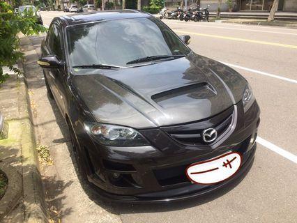 2009年 馬3 Mazda 3 基本改