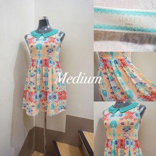 👑Siare's 💃🏻 Pattern printed Dress 💰 120