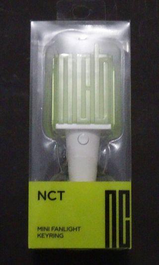 NCT Mini Fanlight Keyring