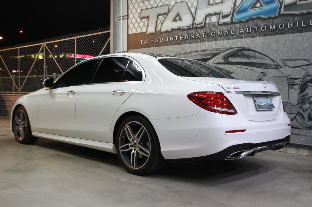 2017 M-Benz W213 E300AMG 有喜歡可以商議