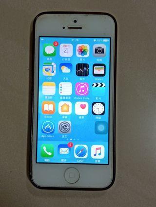 Iphone5 16g#集氣