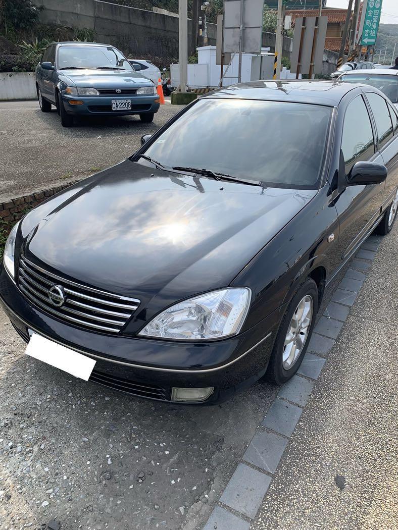 自售黑色 2003 NISSANSENTRA180M1省稅金