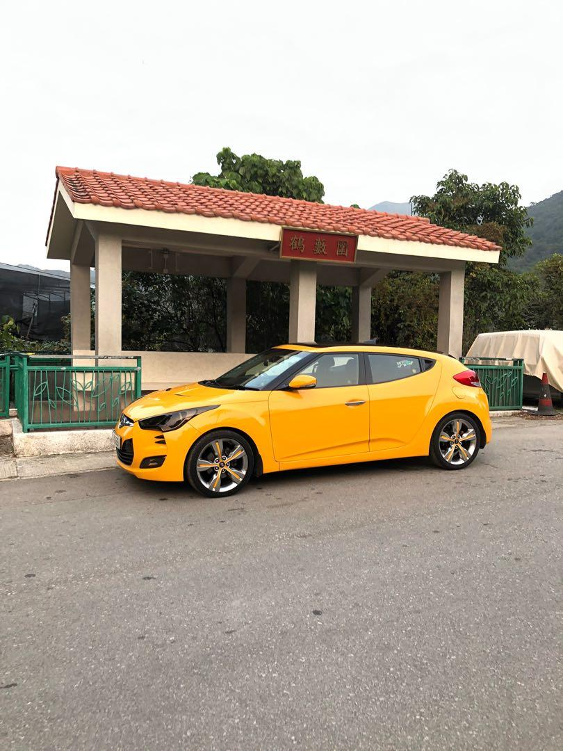 Hyundai Veloster 1.6 3-Dr (A)