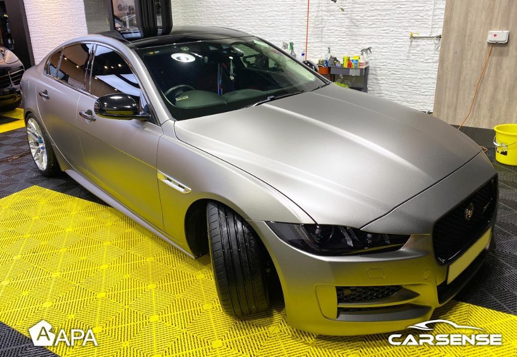 Jaguar XE 2.0 R-Sport (A)