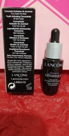 LANCOME Advanced GENIFIQUE Youth Activating Concentrate 7ml. BRAND NEW & AUTHENTIC