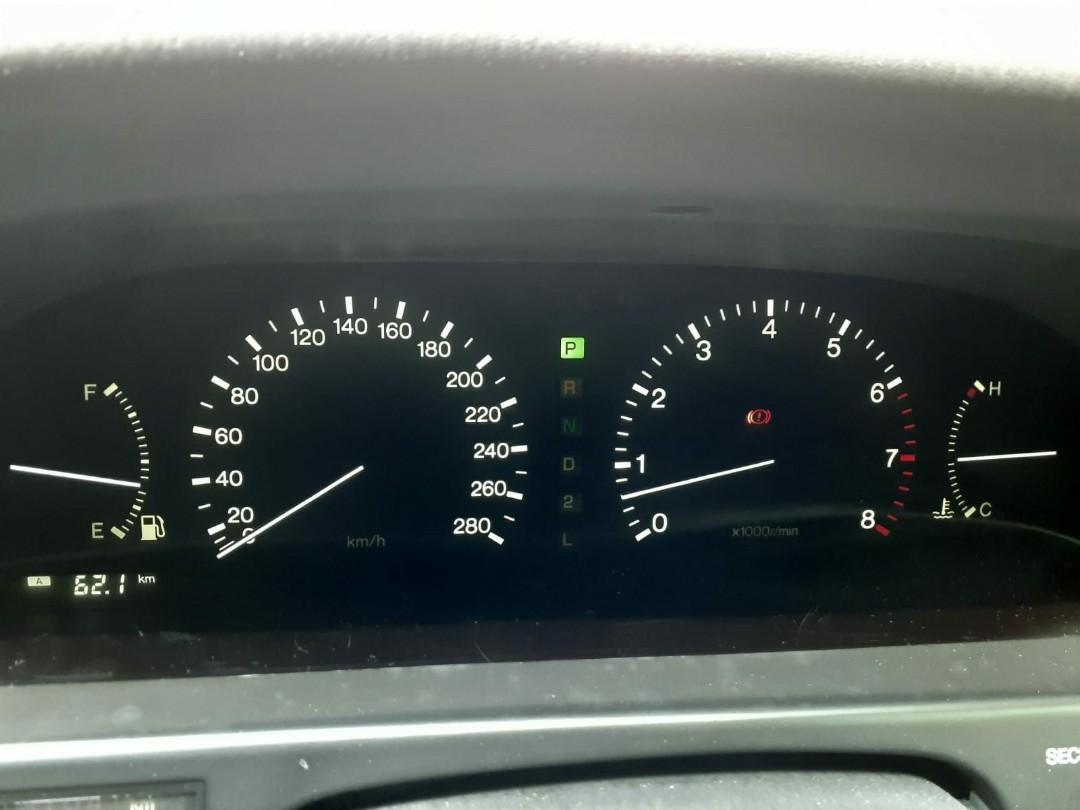 Lexus LS 400 Auto