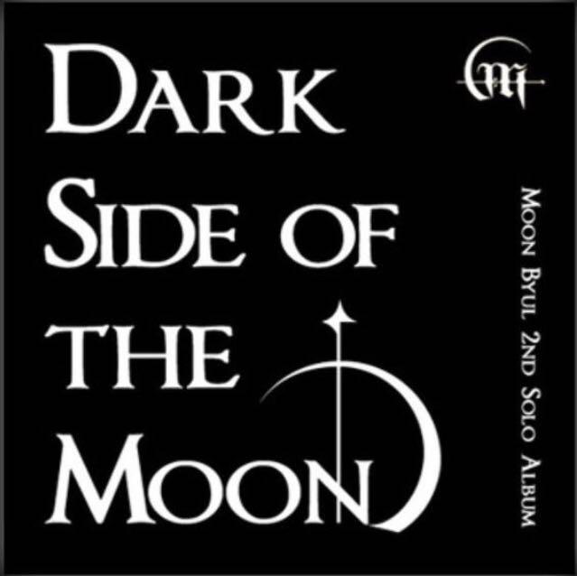 MAMAMOO MOONBYUL 2nd Solo Album'DarkSideoftheMoon'