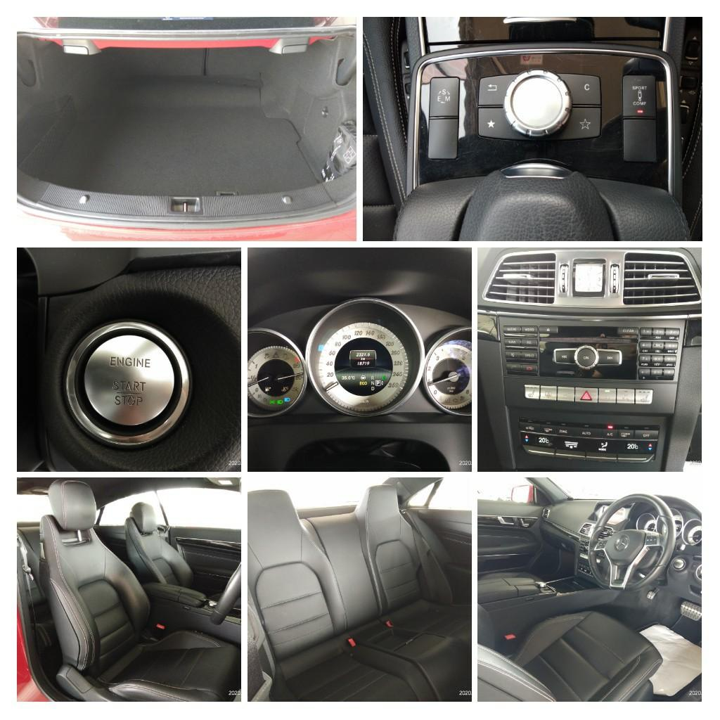 MERCEDES E250 Coupe 2.0 RECON CAR~2014 SELLING PRICE ON HE ROAD~ RM179,888.88👍 📱0⃣1⃣2⃣2⃣3⃣6⃣7⃣2⃣7⃣2⃣sengseng☺🙏