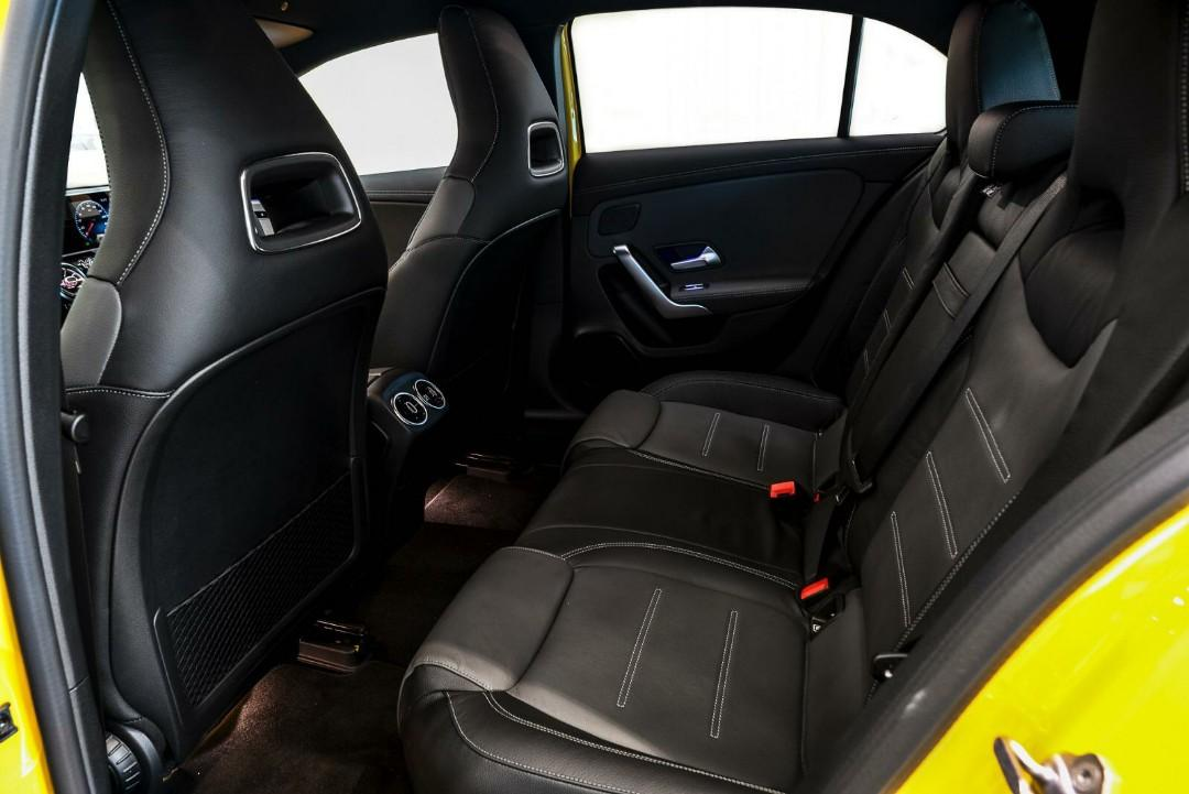Mercedes-Benz A Class A35 AMG 4MATIC Premium Auto