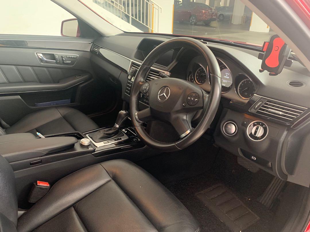 Mercedes-Benz E250 CGI BlueEfficiency Avantgarde (A)