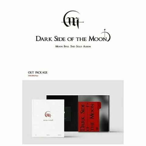 Moon Byul - Mini Album Vol.2 [Dark Side of the Moon]