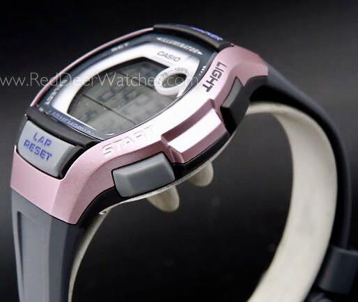 NEW🌟STEP-TRACKER : TOUGH CASIO UNISEX SPORTS WATCH : 100% ORIGINAL AUTHENTIC : By BABY-G-SHOCK ( GSHOCK ) COMPANY :  LWS-2000H-4AVDF (PINK-SWORDFISH)
