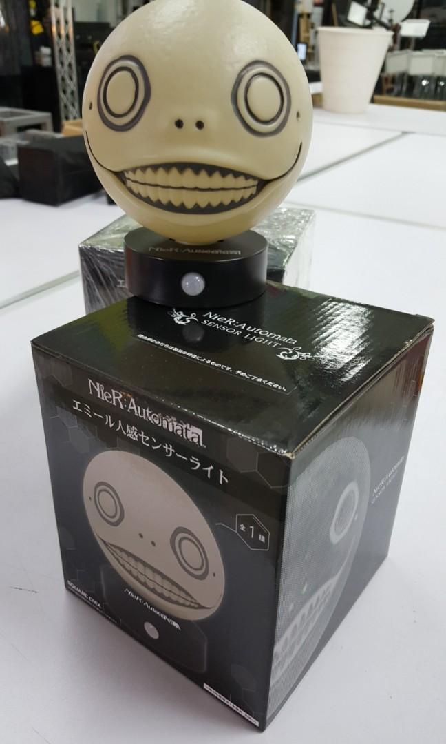 Nier Automata sensor light (Yokotaro/ Emil's head)