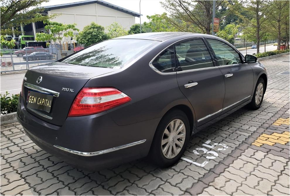 Nissan Teana JUST IN SUPERB CONDITION!! Whatsapp 85884811 to reserve now
