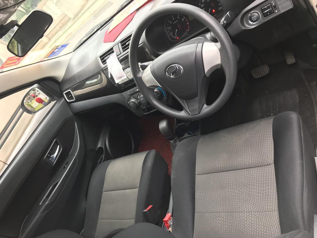 SEWA BELI BERDEPOSIT>>Perodua Bezza Premium X 1.3 Auto 2016