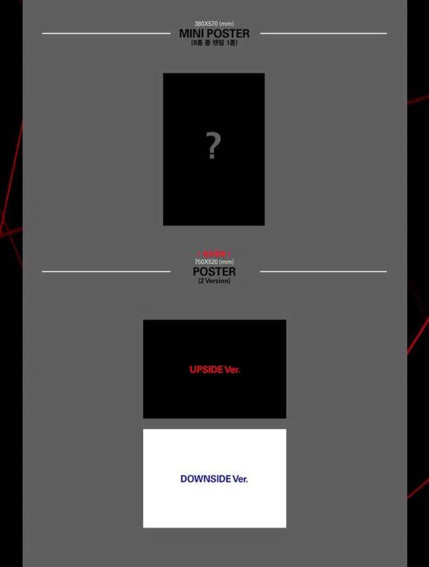 [PREORDER] PENTAGON 1st Full Album - UNIVERSE : THE BLACK HALL