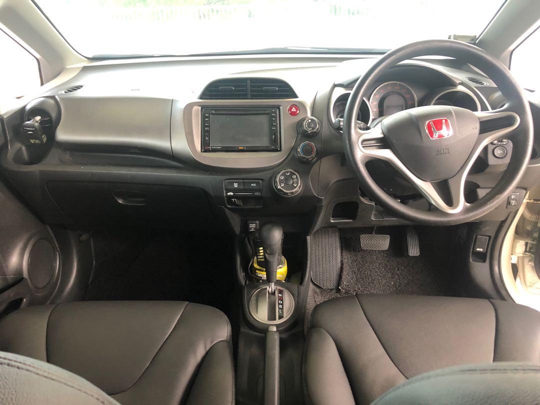 Rental - Honda Fit 1.3A