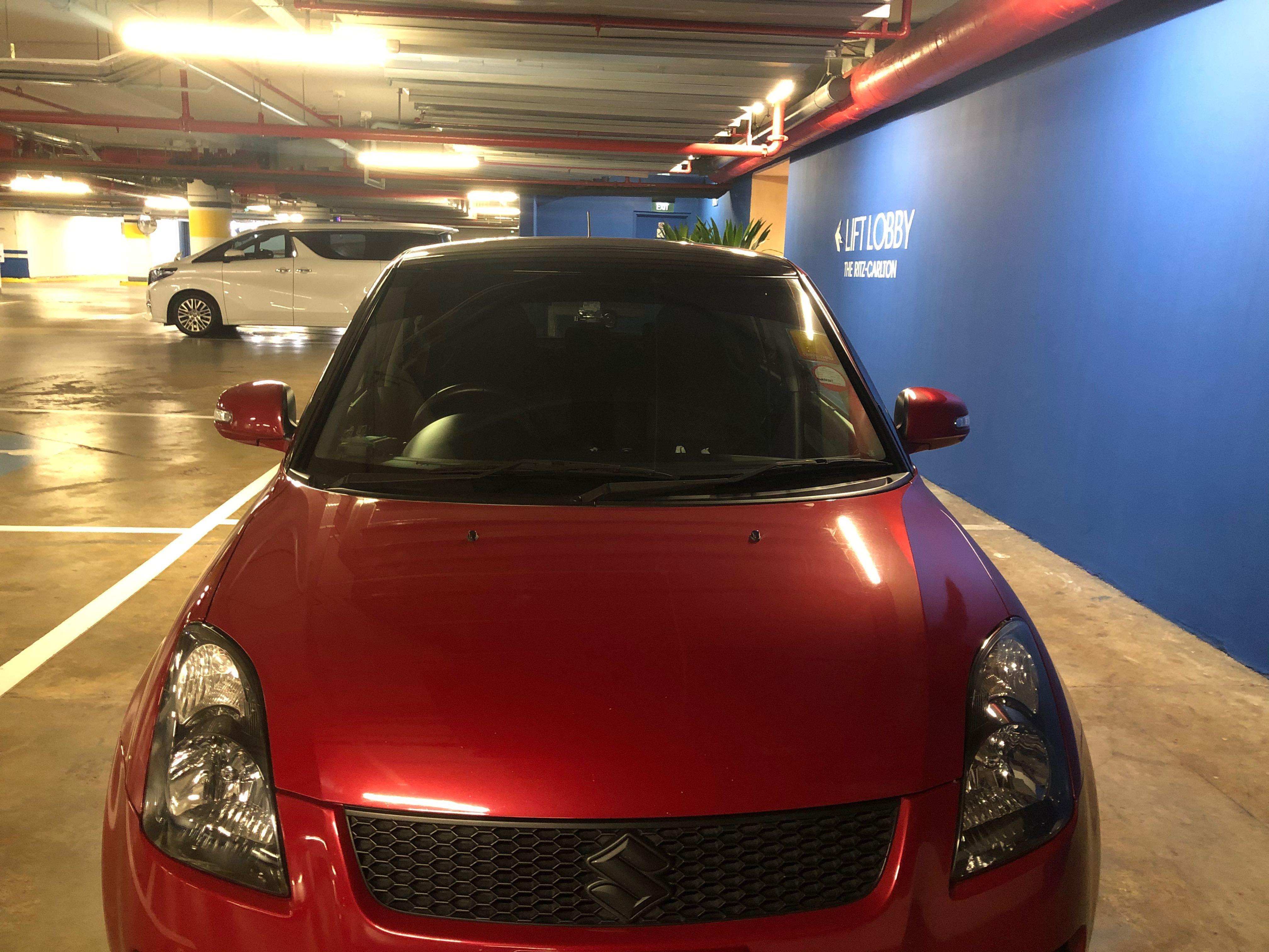 Suzuki Swift Sport 1.6 (M)
