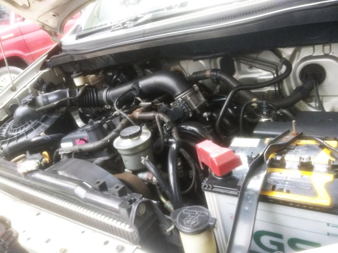 Dijual Cepat Butuh uang Toyota Kijang Innova G 2004