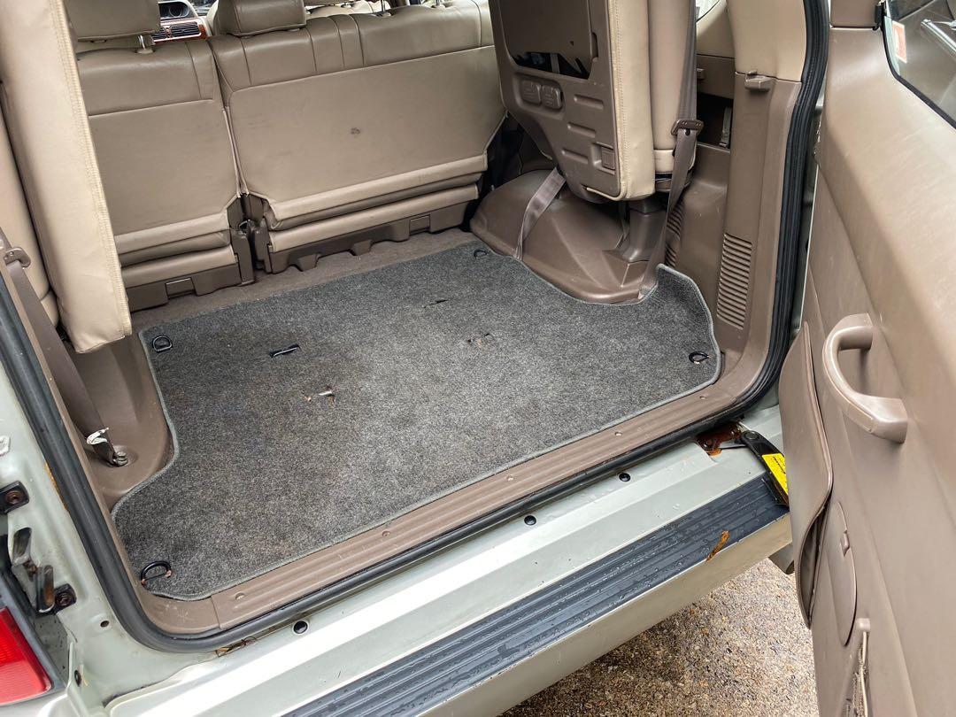 Toyota Land Cruiser Prado TX (A)