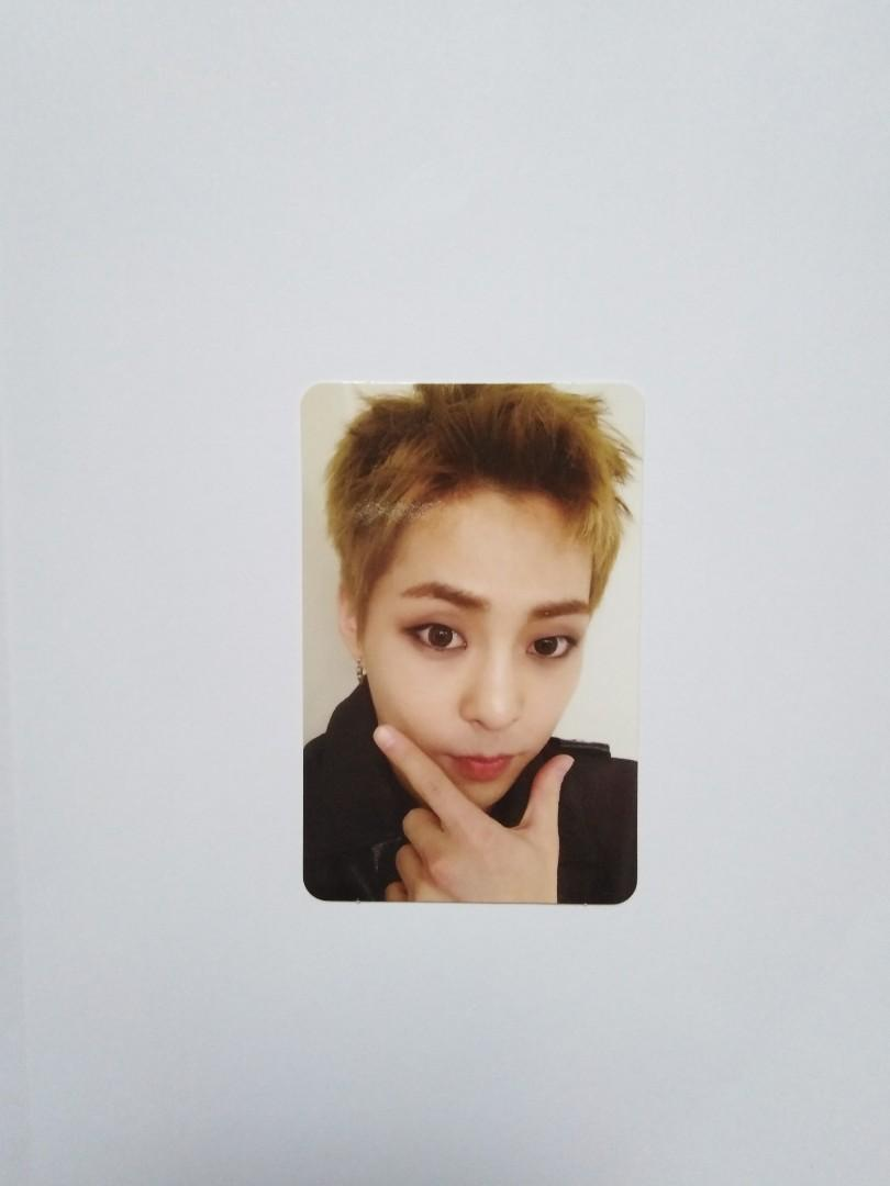 Xiumin Winter Special 2016 For Life Photocard Official