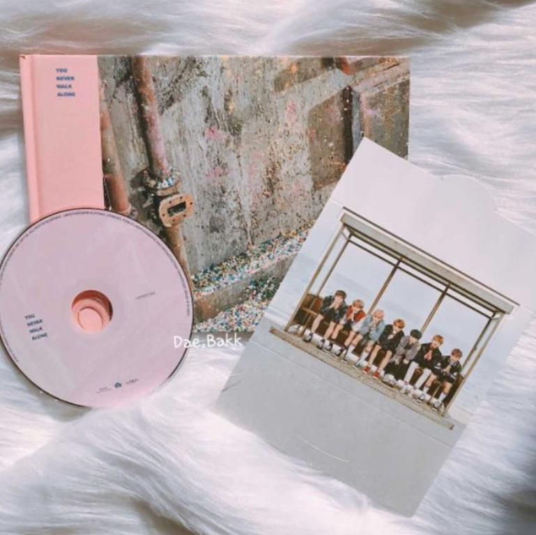 You Never Walk Alone Official Album (Left or Right Ver)
