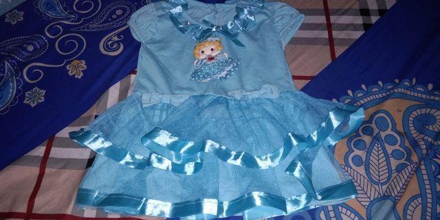 Dress Pesta Bayi