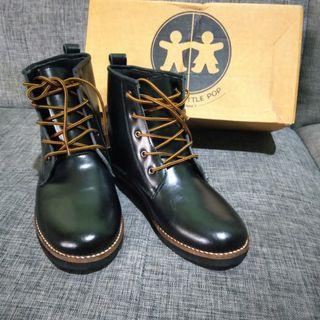 ❌ Sepatu Boots happylittlepop