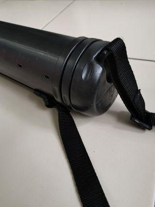 Portable Extendable paper container