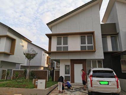 Rumah Cluster/Townhouse Murah Familia Urban Bekasi Tipe Kayana 69/120