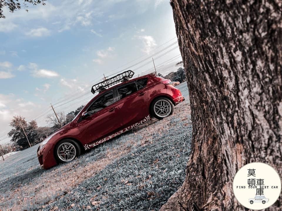 2013年 Mazda 3 2.0 五門 實車在庫 一手車 只有跑8萬 來一趟公路旅行吧
